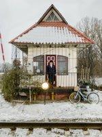 Sacha Maslov Ukrainian Railroad Ladies 1